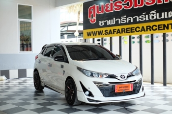 TOYOTA YARIS [ 1.2 ] G AT ปี 2018