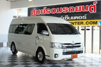 TOYOTA COMMUTER [ 3.0 ] VIP AT ปี 2015
